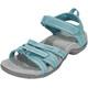 Teva Tirra Naiset sandaalit , turkoosi